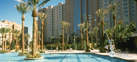 Hilton Grand Vacations on Las Vegas Strip