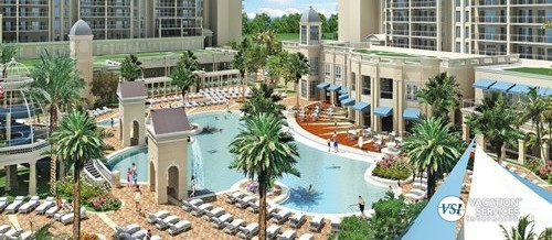 Parc Soleil by Hilton Grand Vacations Club