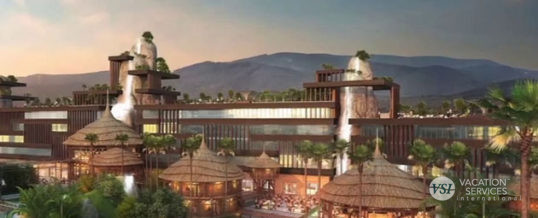 The Grand Cascades Resort Nuevo Vallarta